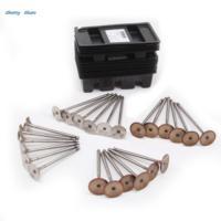 24 Pics 022 109 601 Motor Intake & Uitlaat Kleppen Kits Voor Vw R32 Touareg Cc Passat Audi A3 A8 tt Q7 3.2 3.6 V6