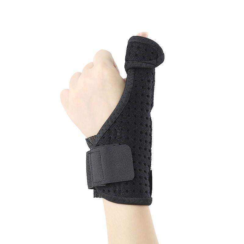 Bracer Wrist Sprain Protection Big Toe Steel Bar Support Wrist Protector Protective Clothing For External Use