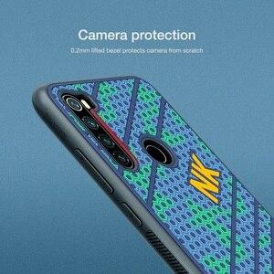 Image 3 - Funda NILLKIN Striker para Xiaomi Redmi Note 8 Pro, carcasa de silicona para PC, TPU, estilo deportivo, carcasa trasera, 6,3/6,53