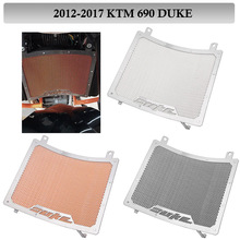 Motorcycle Radiator Guard Grill Cover Protector for 2012-2017 KTM 690 Duke 2013 2014 2015 2016 Radiator Grille Protective Cover waase radiator protective cover grill guard grille protector for honda nc750 nc750s nc750x nc750n 2012 2013 2014 2015 2016 2017