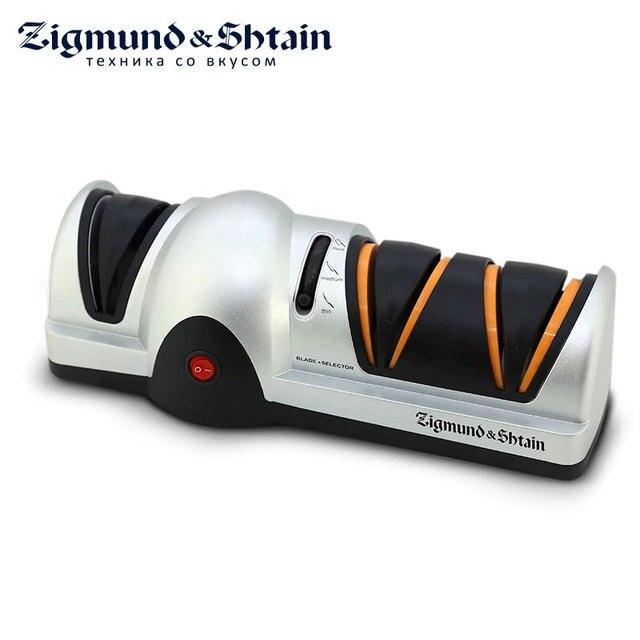 Электрическая ножеточка Zigmund & Shtain ZKS-911