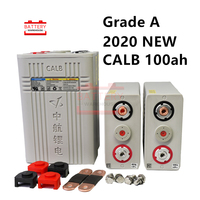 Garde A CALB 3.2v 100ah Lifepo4 battery 12v100AH Lithium iron phosphate cell batteries NEW ca100 Plastic for solar RV pack 24V