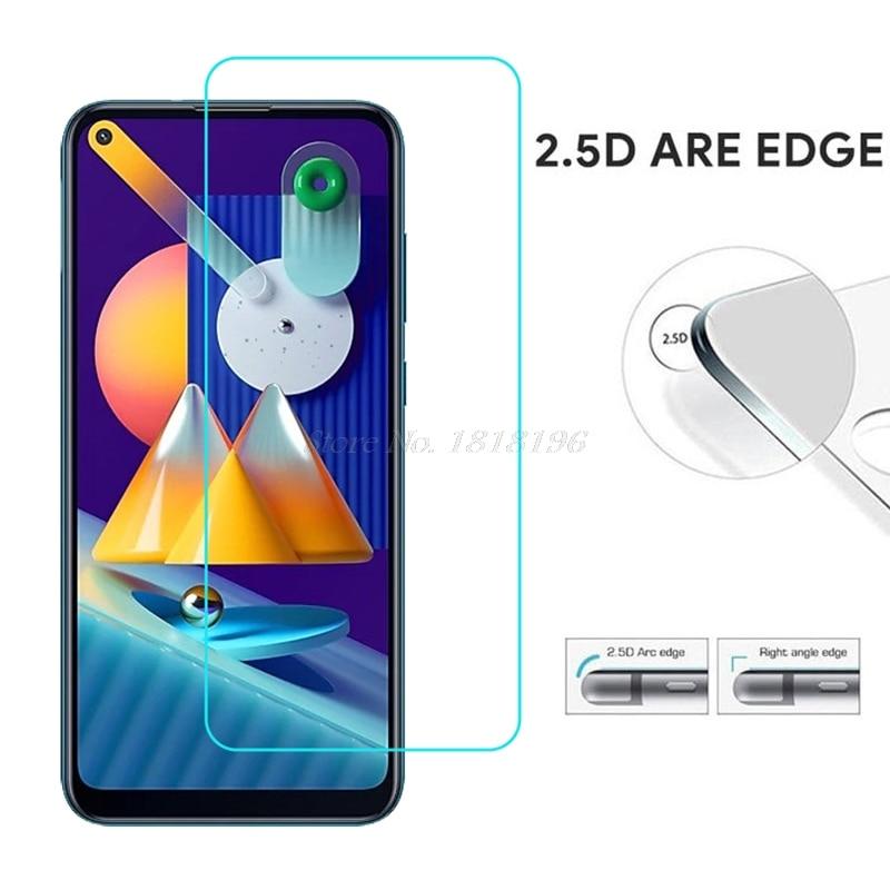 Härdat glas för Samsung Galaxy M11 skärmskydd framglas 0,3 mm - Reservdelar och tillbehör för mobiltelefoner - Foto 3