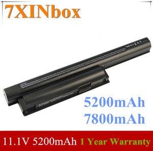 7XINbox 11.1V 6/9 CELLS VGP-BPL26 VGP-BPS26 VGP-BPS26A Laptop Battery For SONY VPCCA C CA CB EG EH EJ CB VPCEG VPCEH VPCEJ VPCCB