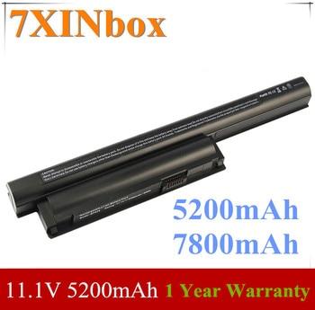 цена на 7XINbox 11.1V 6/9 CELLS VGP-BPL26 VGP-BPS26 VGP-BPS26A Laptop Battery For SONY VPCCA C CA CB EG EH EJ CB VPCEG VPCEH VPCEJ VPCCB