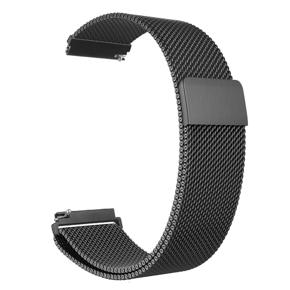 20MM Silicone Strap For Samsung Gear Sport S2 Classic Frontier Watch Band Huami Amazfit Bip