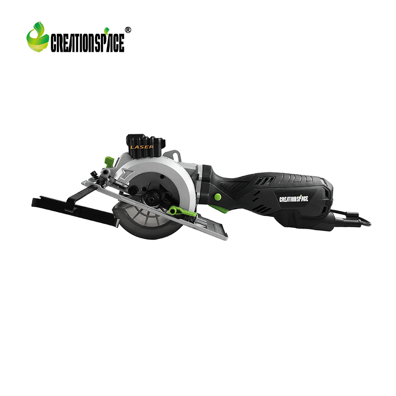 FREE SHIPPING FOR RU Hand-held Wired Wooden Saw 45 Degree Cut Woodworking Circular Saw 115mm Powerful Saw