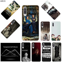 Supernatural Soft Silicone phone Case For Xiaomi