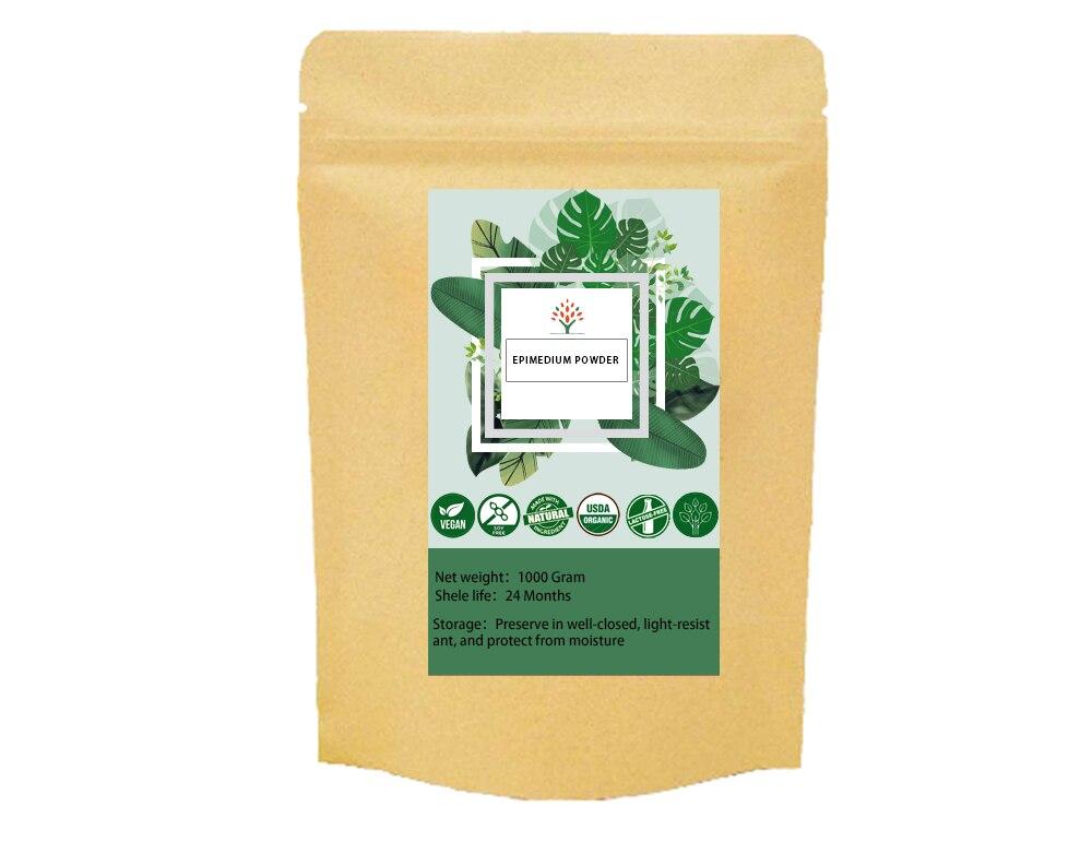 Epimedium powder /Organic Horny Goat Weed powder|plant extracts| - AliExpress