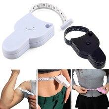 Régua de medição do corpo costura alfaiate 150cm/60 Polegada costura costureira medida do corpo régua costurando