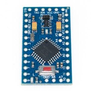 Image 3 - 100 Pcs Met De Bootloader ATMEGA328P Pro Mini 5V 16 Mhz/3.3 V 8Mhz 328 Mini ATMEGA328 5V 16 Mhz