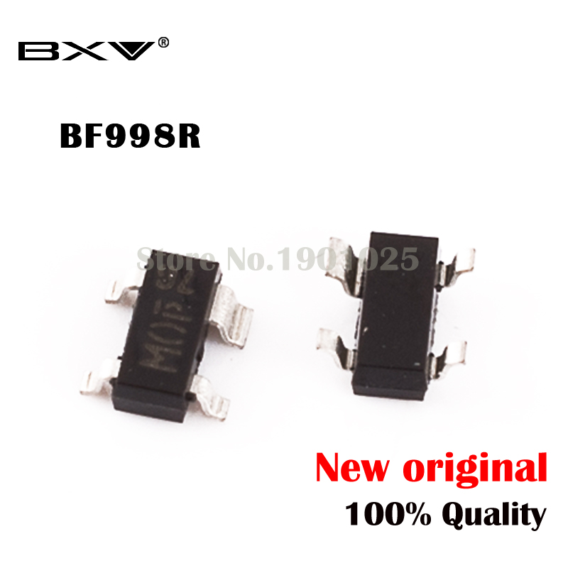 10PCS BF998RRSOT143 BF998 SOT-143 SOT SMD New And Original IC