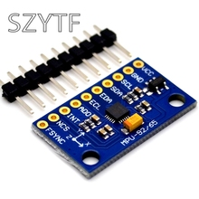 SPI/IIC GY 9250 MPU 9250 MPU 9250 9 Axis Attitude +Gyro+Accelerator+Magnetometer Sensor Module MPU9250