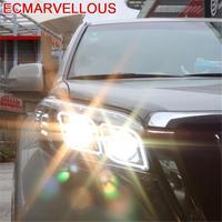 Parts Automobiles Accessory Automovil Drl Neblineros Led Para Auto Headlights Car Lights Assembly 14 15 16 17 FOR Toyota Prado
