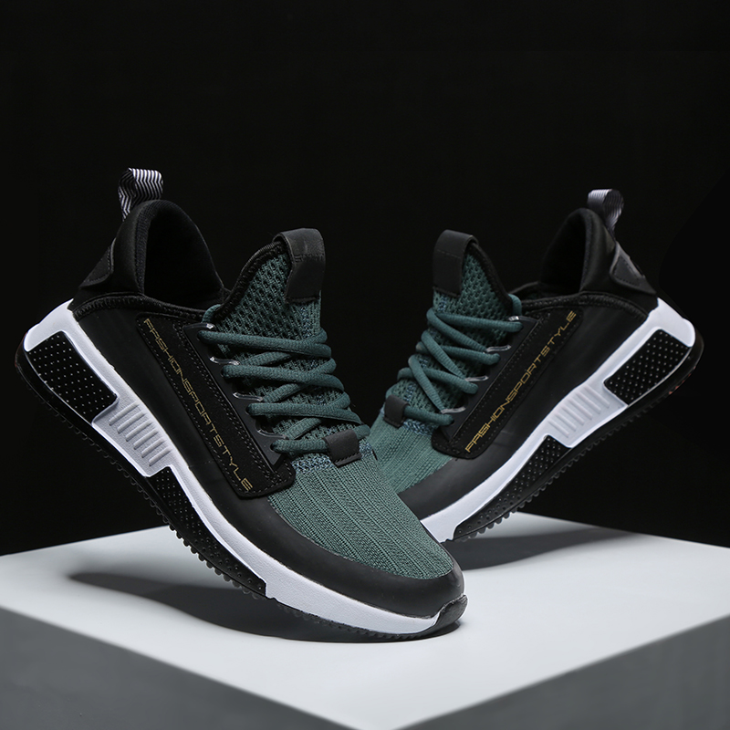 Men Running Shoes Sneakers Lifestyle Casual Walking Jogging Sport Athletic Shoes Light Gym Mens Sneakers Durable Brand Shoes New