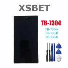 ЖК-дисплей и дигитайзер сенсорного экрана в сборе, для Lenovo IdeaTab 4 ТБ-7304X 4 ТБ-7304F 7304 7304X 7304F