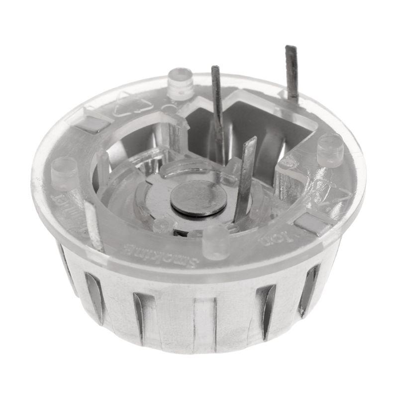 Câmara de ionização de Metal Geiger Fonte Do Sistema de Segurança Alarme De Incêndio Detector de Fumaça Sensor