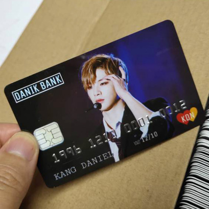 Custom PVC Card VIP & Plastic Credit Cards Membership Cards Magnetic Stripe Cards  Barcode 128/39  EMBOSS Serial Business Cards