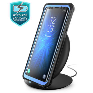 Image 3 - I BLASON For Samsung Galaxy S9 Plus Case 2018 Release Ares Full Body Rugged Clear Bumper Case with Built in Screen Protector