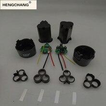 اليد مجموعة أدوات الحفر اكسسوارات مفك كهربائي 3s bms ليثيوم أيون 12.6 فولت 18650 اليد الحفر الكهربائية pcb مع صندوق تخزين البطارية