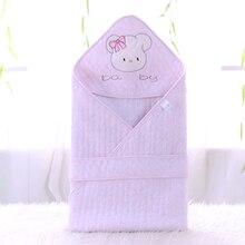 Summer Baby Blanket Infant Bebe Muslin Cotton Breathable Envelop Swaddle For Newborn Baby Bedding Sleepsack Blankets