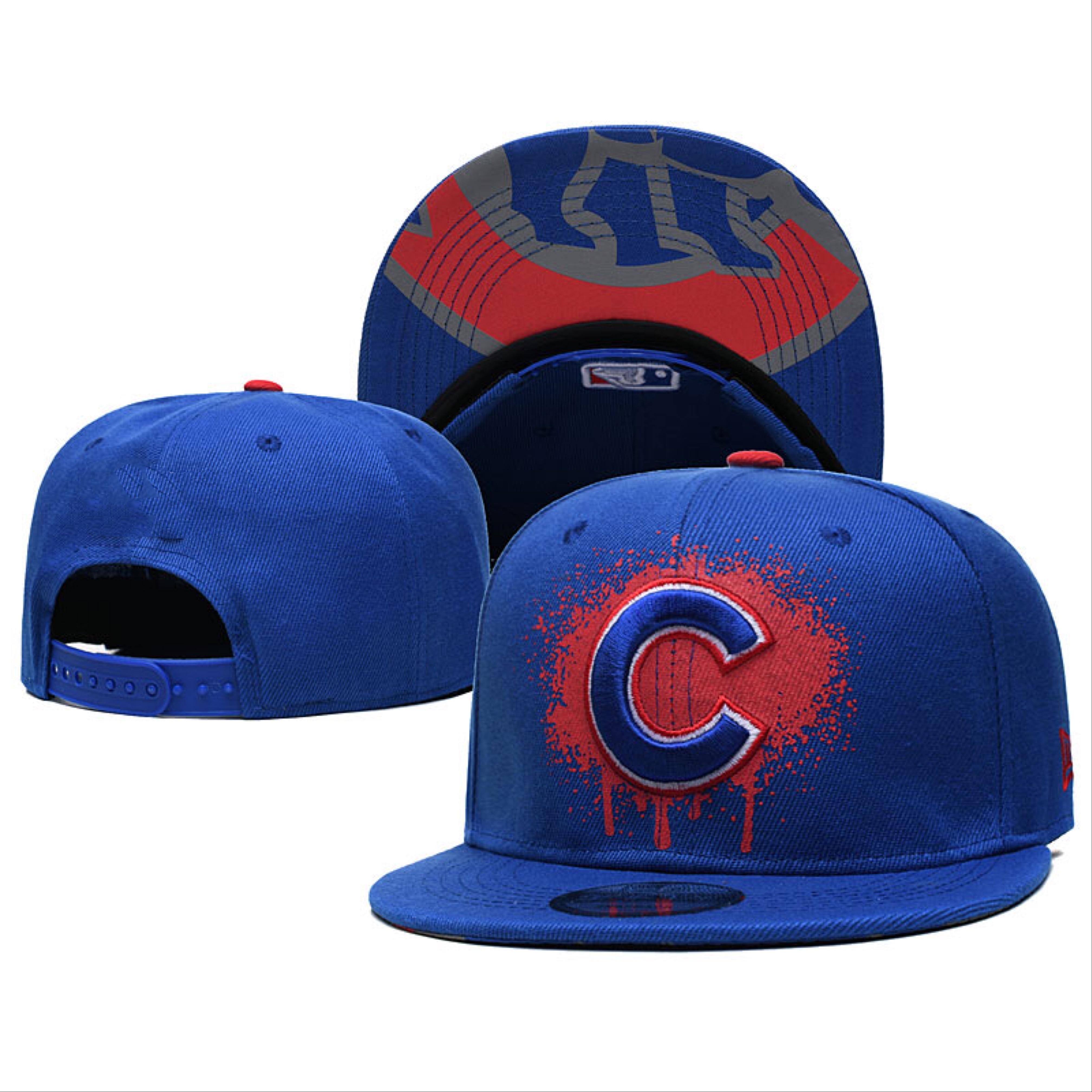 Chicago Cap Hat Club Bear Men Women Snapback Baseball HipHop Ajusted Flat Visor Embroidery Tide Sport Street Fashion Outdoor