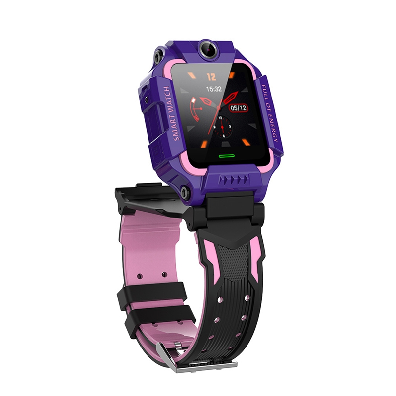 Z6 Dual Camera Anti Lost Location Baby Smart Watch Kids SOS SIM Phone Watch Children Smart Watch LBS Positioning Tracker Waterpr