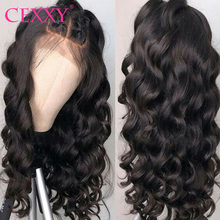 13x6 Lace Front Human Hair Wigs Peruvian