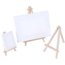 Display-Holder for Party-Decoration Desk-Decor 3-Size Easel Card-Stand Table Wooden Artist