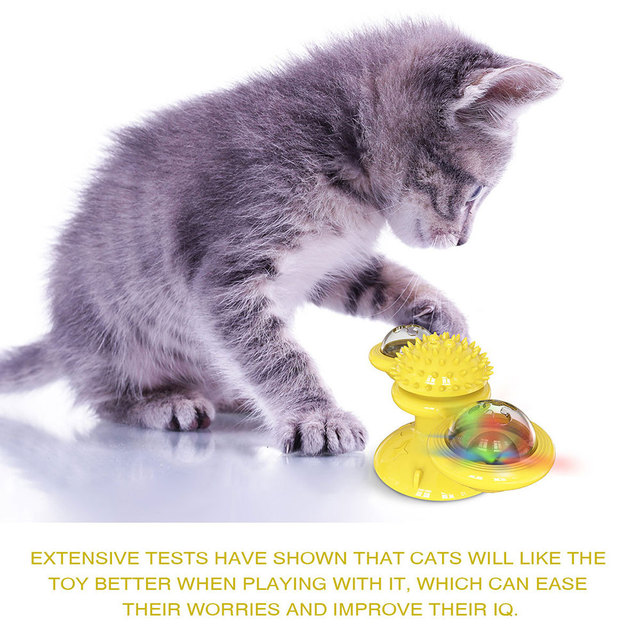 Windmill Toys For Cats