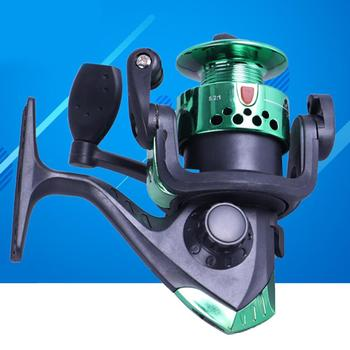 Drag Spool Wheel L/R Handle Interchangeable Spinning Fishing Reel Fishing Tool Accessories