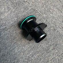 Турбовыпускной глушитель, удаляемая труба (двигатель EA888) для vw Golf Mk7 Polo qt3053