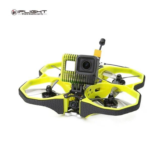 iFlight Protek35 HD 3.5 Inch 4S Cinewhoop FPV Racing Drone w/ Beast AIO F7 Flight Controller 45A ESC 2203.5 3600KV Motor 1