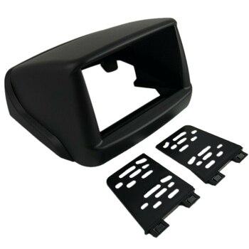 AL21-автомобильный стерео радио DVD панель o Mount Fascia комплект для Fiat Doblo 2002-2017 DVD установка рамка Dash Kit