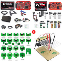 Beyisi EU KTAG V7.020 V2.23 KESS v2.47 V5.017 KTM Dimsport BDM Probe Adapters Full Set LED BDM Frame ECU RAMP Adapters 22pcs/lot