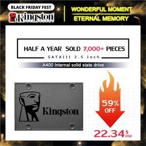 Kingston A400 SSD Internal Solid State Drive 120GB 240GB 480GB 2.5 inch SATA III HDD Hard Disk HD Notebook PC 960GB 500GB 1TB gb