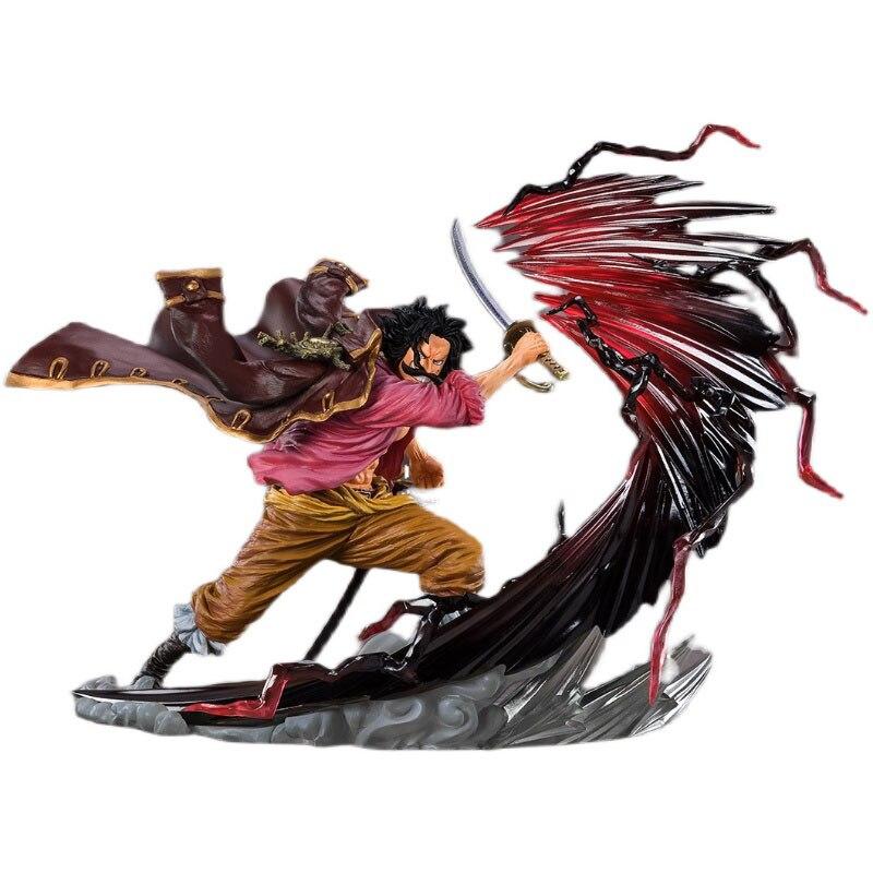 Pre Verkauf Ein Stück Peripherie Roger Anime Figur Ein Stück Roger Figur Japanische Anime Peripherie Ausgezeichnete Modell Jahrestag