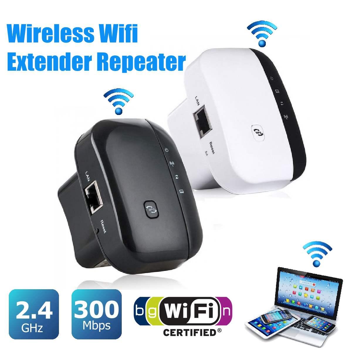 Wireless WiFi Repeater WiFi Extender 300Mbps Repiter Wifi Long Range Booster Wi-Fi Signal Amplifier AC 2.4G Ultraboost