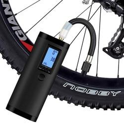 Мини Автомобильный надувной насос USB зарядка велосипедный воздушный компрессор Портативный Электрический надувной насос перезаряжаемый М...