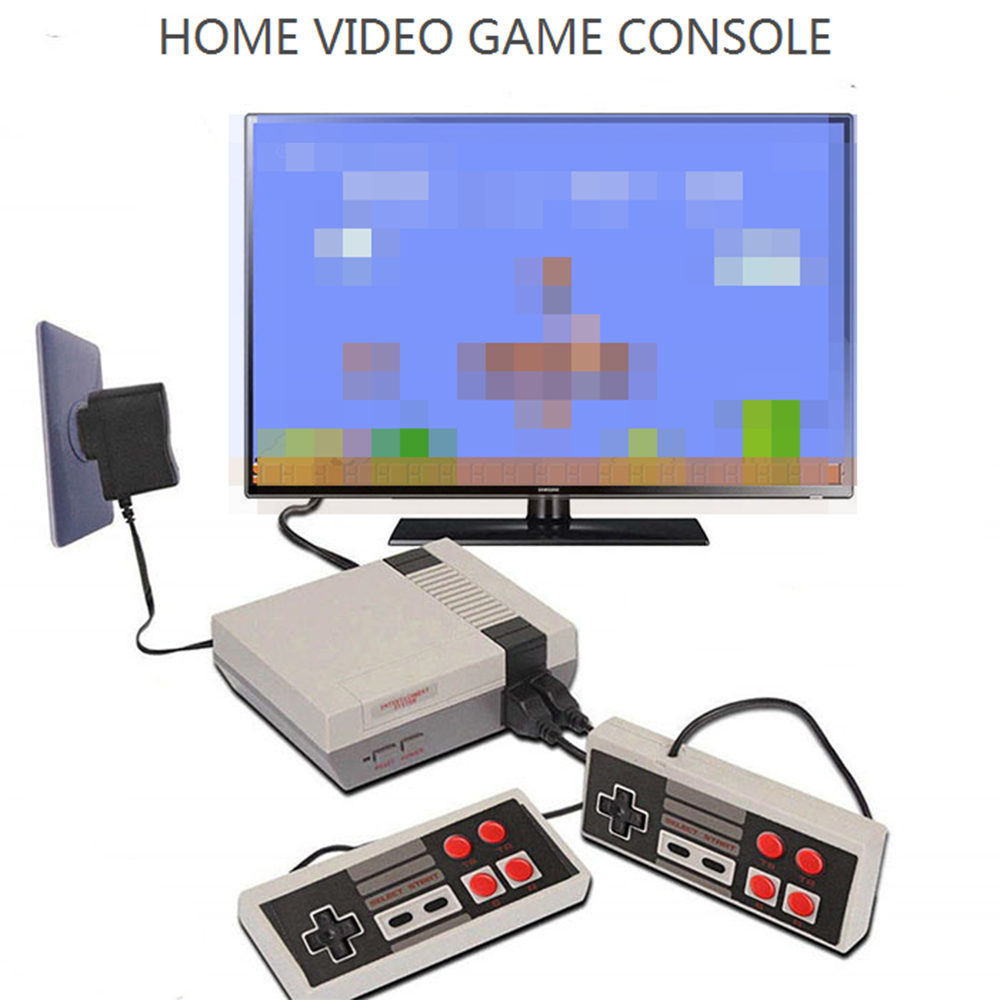 Mini TV Game Console 8 Bit Retro Video Game Console Game Controller Built-In 500/600/620 Games Handheld Gaming Player