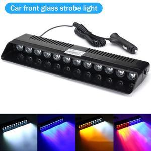12 LED Caution Light Strobe Fl