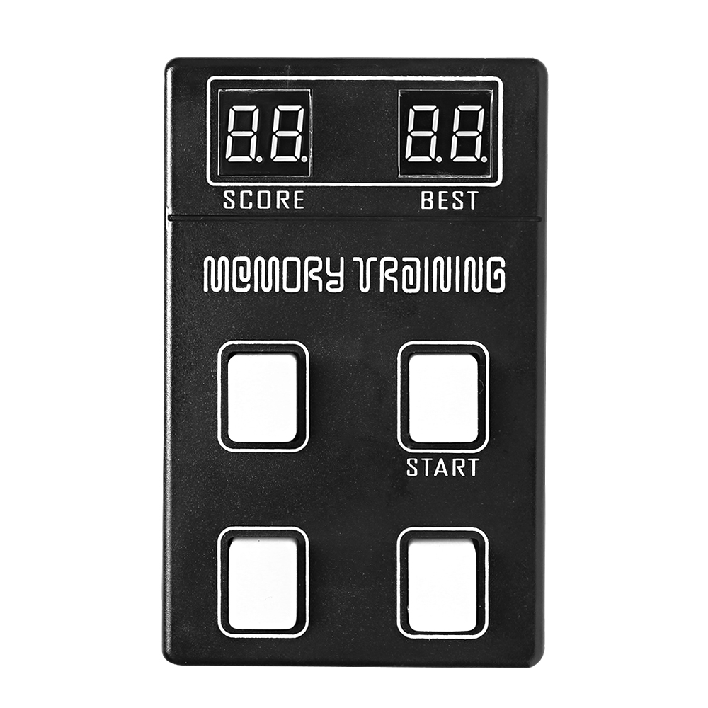 LED Light Game Player Console Making Kit Memory Training Game Console DIY Kit For Electronic Game DIY Enthusiast