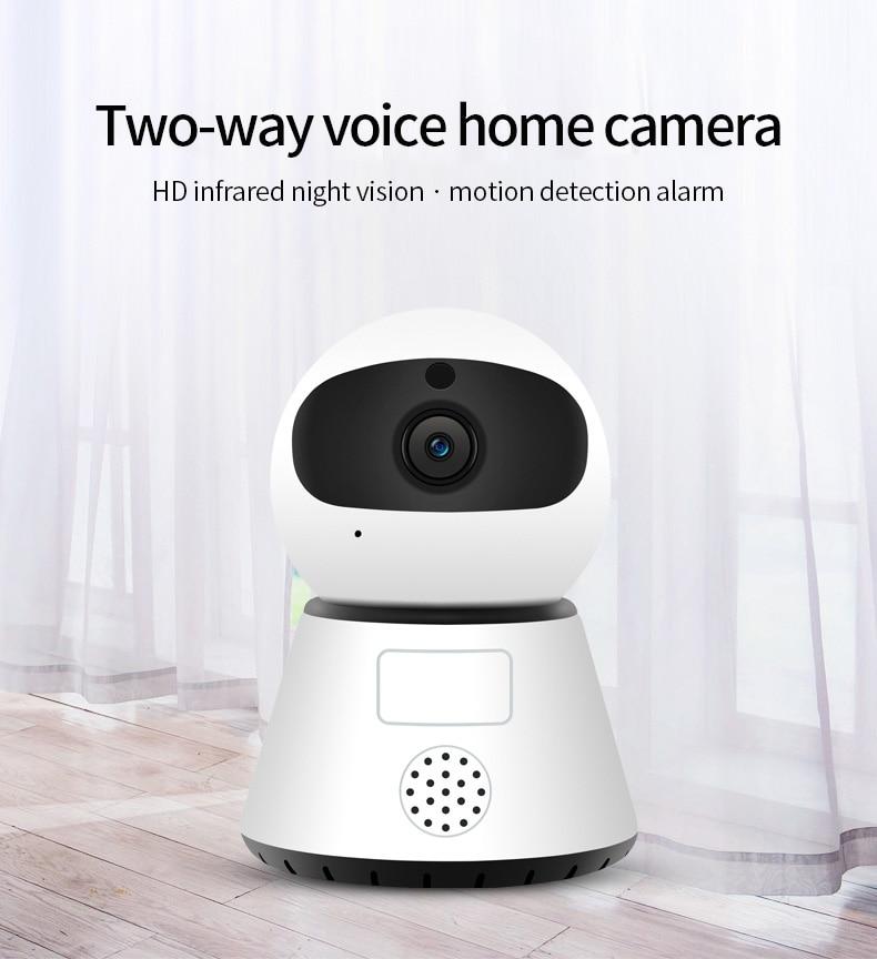 Hbbac8ada18ed4b2482fbe3bbffbe3ba72 720/1080P PTZ Wireless Mini IP Camera Move Detection Infrared Night Vision Home Security Surveillance Wifi Camera Cloud Service