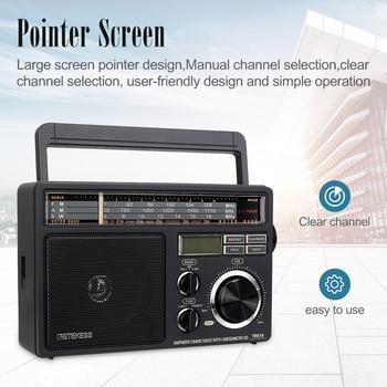Радиоприемник RETEKESS TR618 AM/FM/SW MP3 TF/SD-Card 6