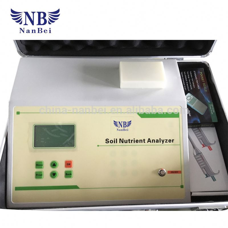 Soil Testing Equipment Soil Ph NPK Fertility Tester
