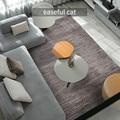 200*290 см Бесплатная доставка современный ковер для гостиной диван для спальни на заказ  современный минималистский стиль