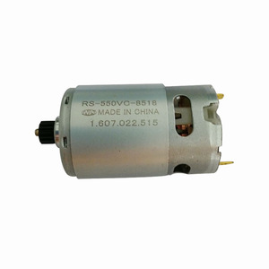 Image 3 - Onpo 10.8 v 14 歯 RS 550VC 8518 dewalt 交換用の dc モータ DCD710 電気ドリル cordles ドライバーのメンテナンススペアパーツ