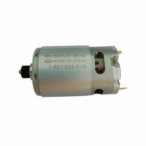 Image 3 - Onpo 10.8V 14 Tanden RS 550VC 8518 Dc Motor Voor Vervang Dewalt DCD710 Elektrische Boor Cordles Schroevendraaier Onderhoud Onderdelen