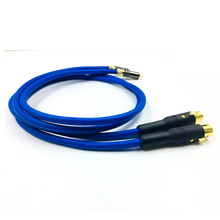 Hi-end HIFI Cardas  2 RCA to 2XLR Female Cable  Cardas Cross Audio Amplifier CD DVD player RCA interconnect