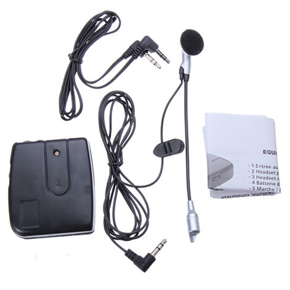 Motorcycle Interphone Communication Handheld Portable Dustproof Walkie Talkie Headsets FM Radio Helmet Intercom